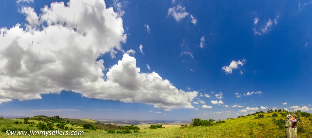 Amazing panorama shot