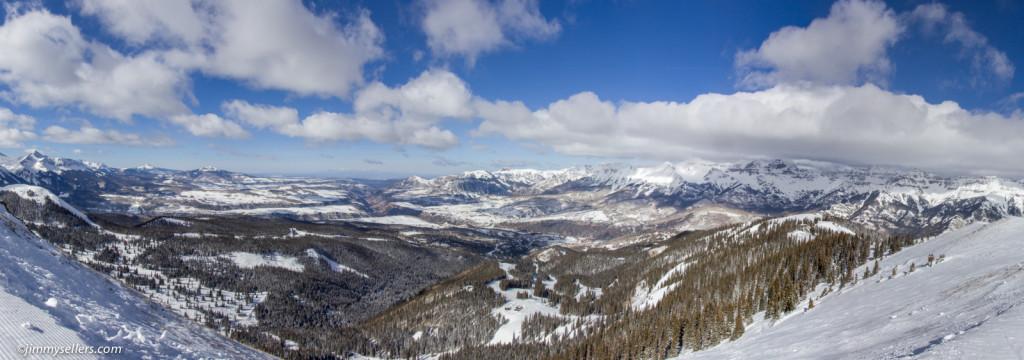 Telluride panorama