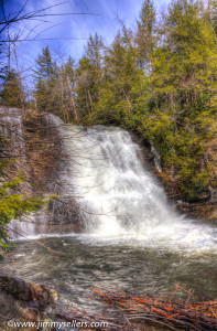 Muddy Creek Falls HDR