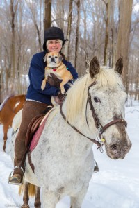 2015-03-08-Tanya-horses-dogs-woods-snow-20