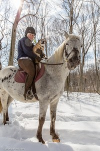 2015-03-08-Tanya-horses-dogs-woods-snow-39